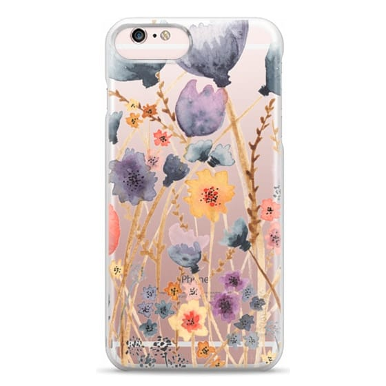 iPhone 6s Plus Cases - floral field