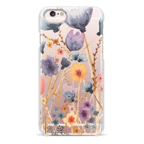 iPhone 6s Cases - floral field