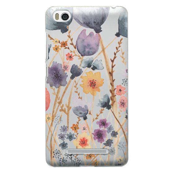 Xiaomi 4i Cases - floral field