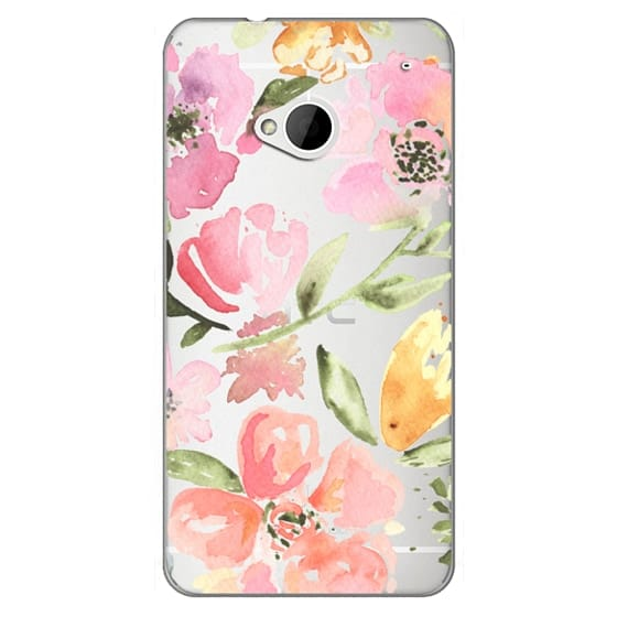 Htc One Cases - Floral