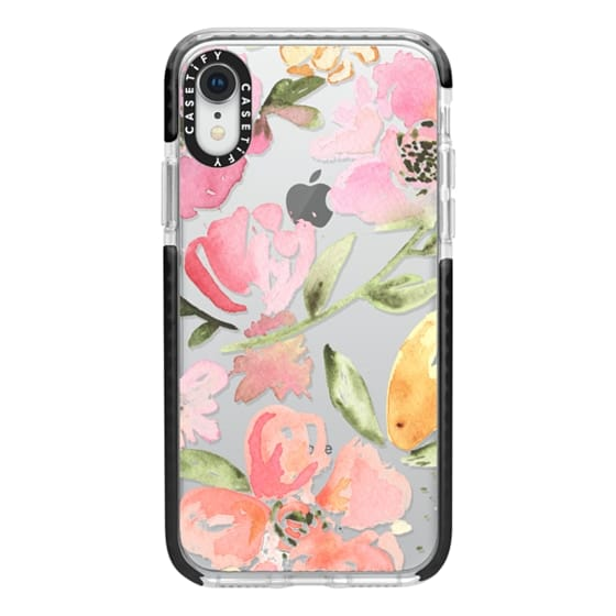 iPhone XR Cases - Floral