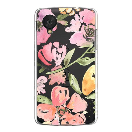 Nexus 5 Cases - Floral