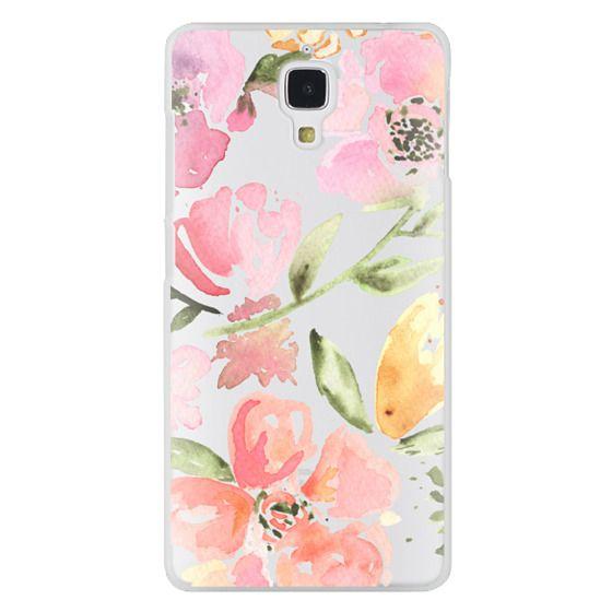 Xiaomi 4 Cases - Floral