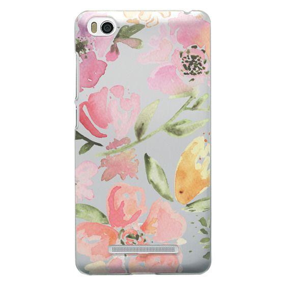 Xiaomi 4i Cases - Floral