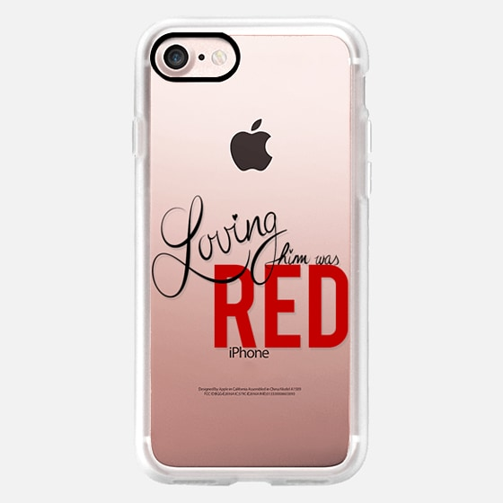 Iphone 7 RED -