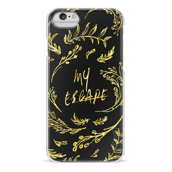 iPhone 6s Cases - My Escape - Gold