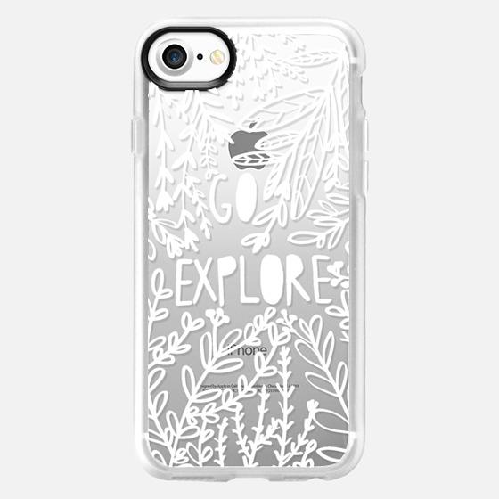Go explore I - Wallet Case