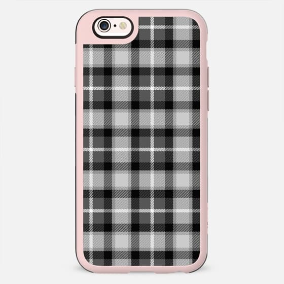 Black and white grid -