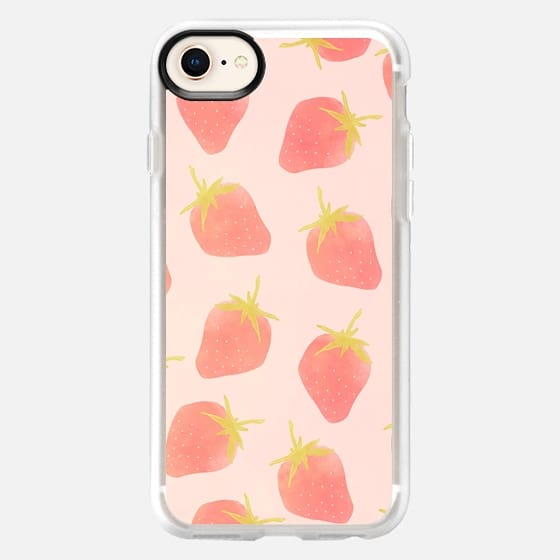 Fruits collection (Strawberry) - Snap Case