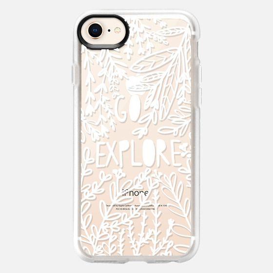 Go explore I - Snap Case
