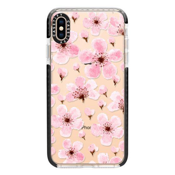 iPhone XS Max Cases - Sakura II