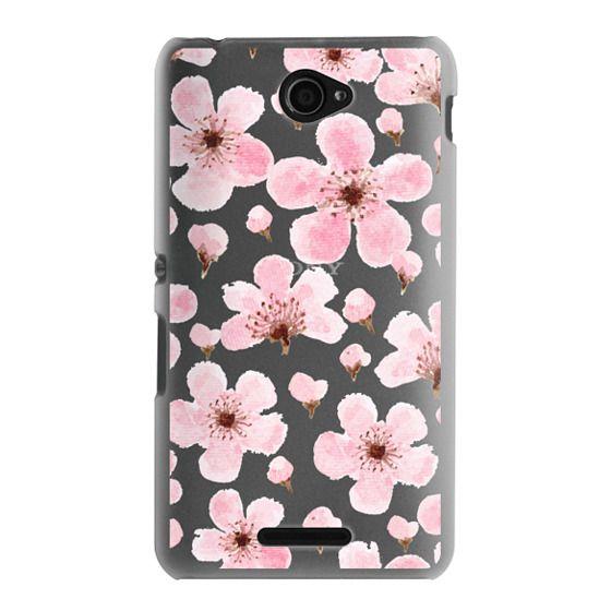 Sony E4 Cases - Sakura II