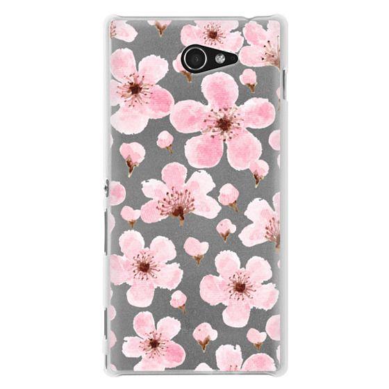 Sony M2 Cases - Sakura II