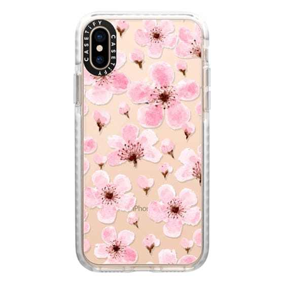 iPhone XS Cases - Sakura II