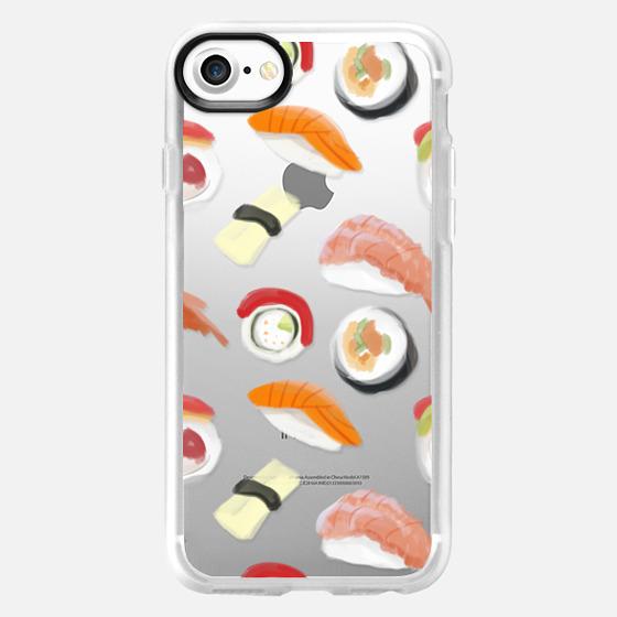 Sushi Roll - Classic Grip Case