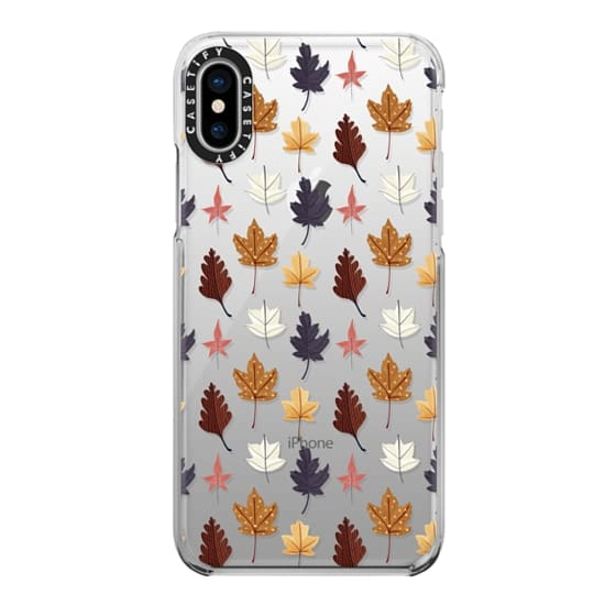 iPhone 7 Plus Cases - Fall Leaves