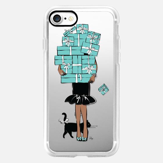 Tiffany Blue Iphone S Plus Case