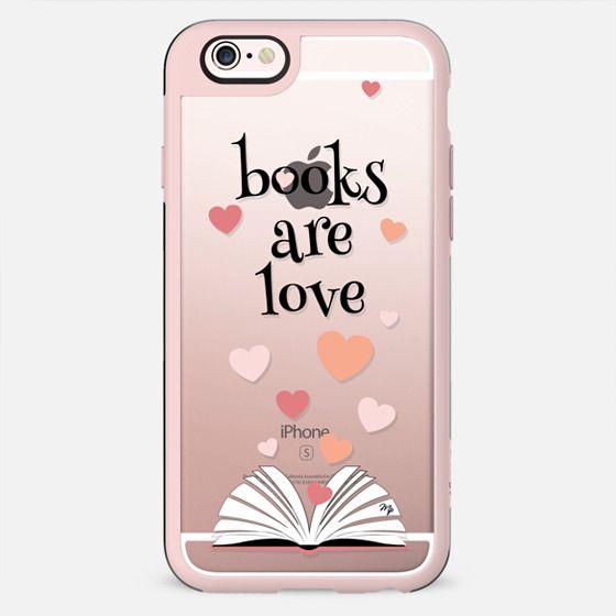 Books are Love - New Standard Case
