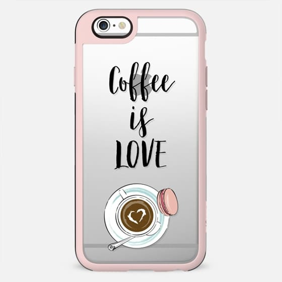 Coffee is Love - New Standard Case