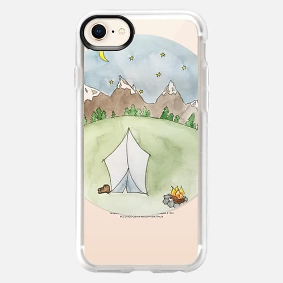 Camping - Snap Case