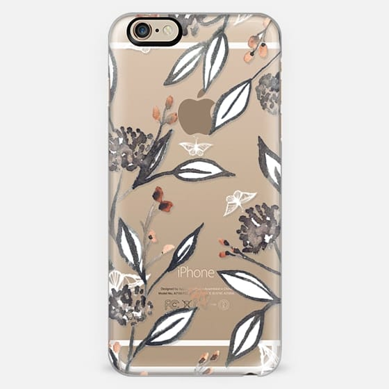 Florals and Butterflies -