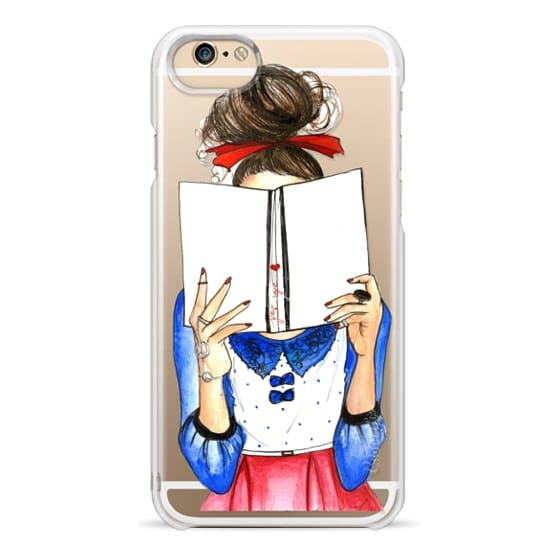 iPhone 6 Cases - Bookworm
