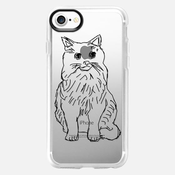 Kitty Cat Transparent -