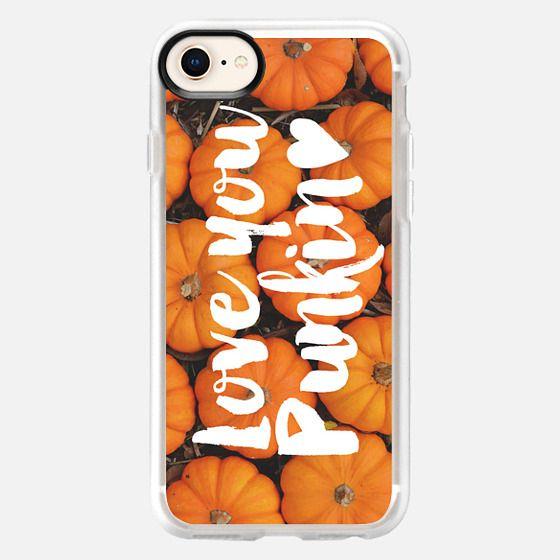 Love you Punkin - Snap Case