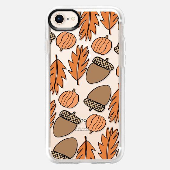 Fall Scene - Snap Case