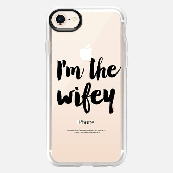 I'm the wifey - Snap Case