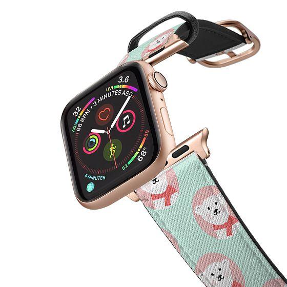 Apple Watch 38mm Bands - Cute polar bears