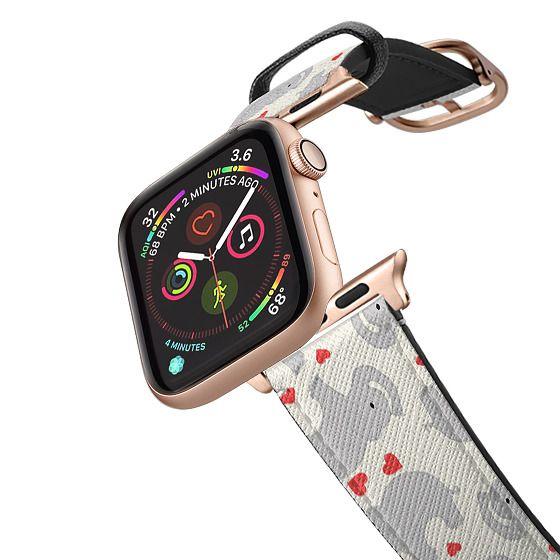 Apple Watch 42mm Bands - Elephant Love