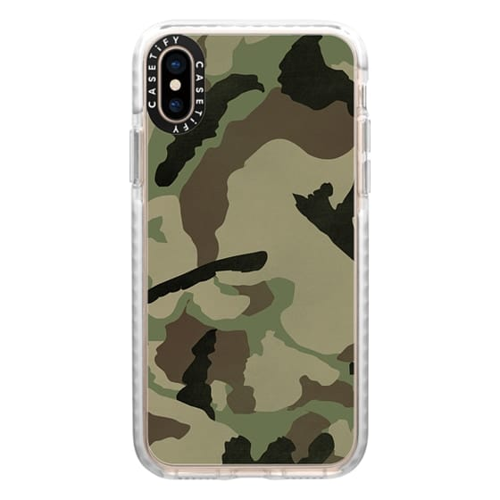 iPhone XS Cases - CAMO PATTERN