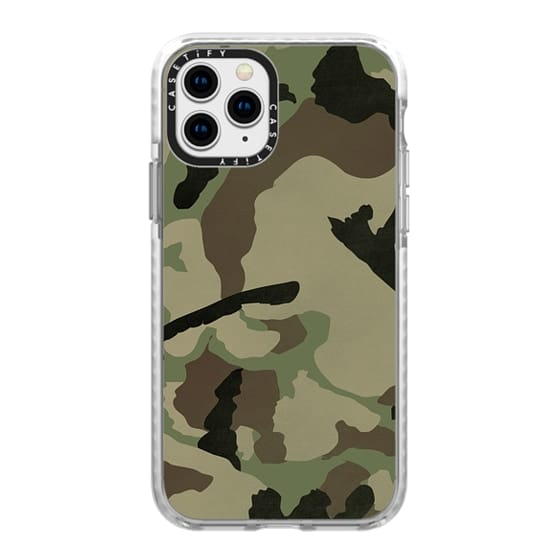 iPhone 11 Pro Cases - CAMO PATTERN