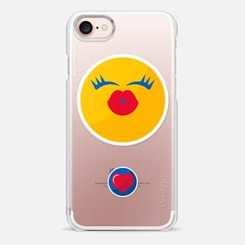 iPhone 7 Case XOXO Pepsimoji