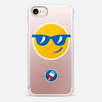 iPhone 7 Case Summer Pepsimoji