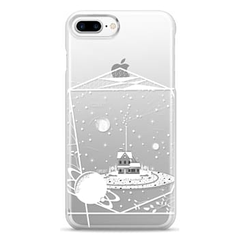Snap iPhone 7 Plus Case - Universe is my home
