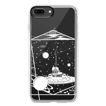 Grip iPhone 8 Plus Case - Universe is my home