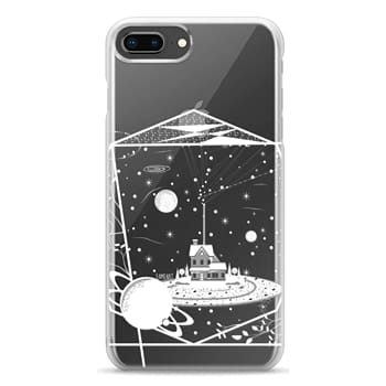 Snap iPhone 8 Plus Case - Universe is my home