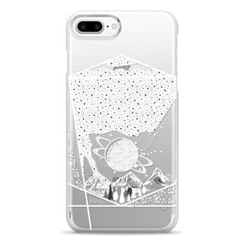 Snap iPhone 7 Plus Case - Universe on the earth