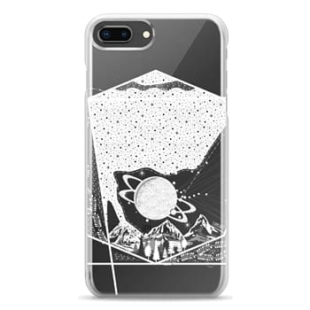 Snap iPhone 8 Plus Case - Universe on the earth