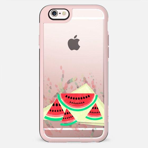 Minty Fruity Juicy Watermelon