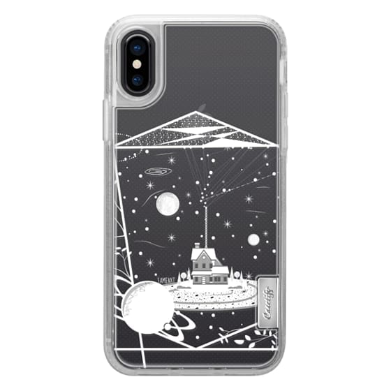 iPhone X Cases - Universe is my home