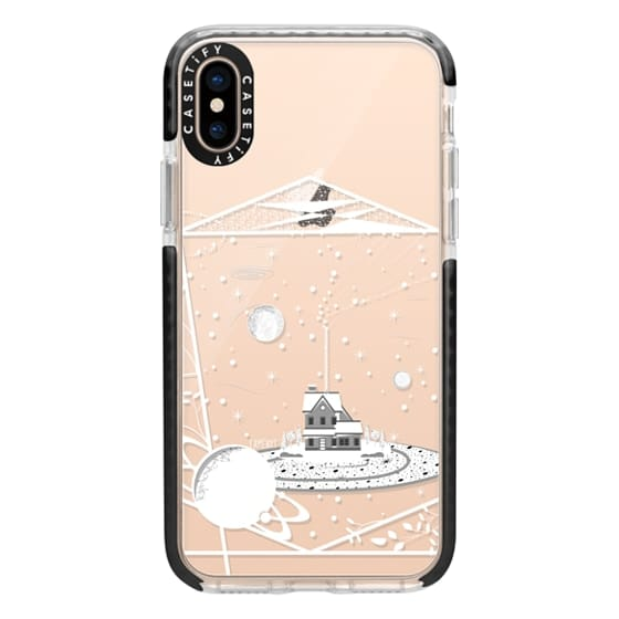 iPhone XS Cases - Universe is my home