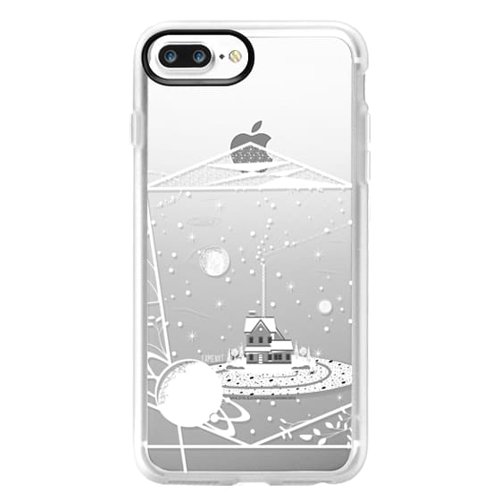 iPhone 7 Plus Cases - Universe is my home
