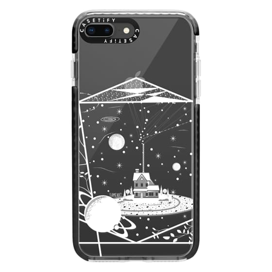 iPhone 8 Plus Cases - Universe is my home