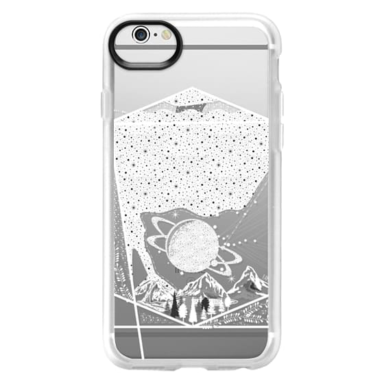 iPhone 6 Cases - Universe on the earth