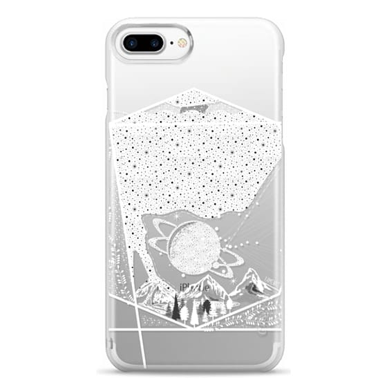 iPhone 7 Plus Cases - Universe on the earth