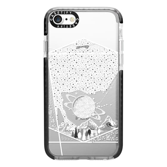 iPhone 7 Cases - Universe on the earth