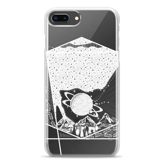 iPhone 8 Plus Cases - Universe on the earth